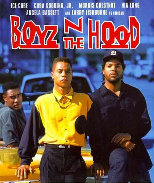 BOYZ N THE HOOD BY FISHBURNE,LAURENCE (Blu-Ray)