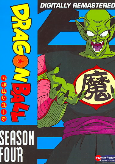 DRAGON BALL:SEASON 4 BY DRAGON BALL (DVD)